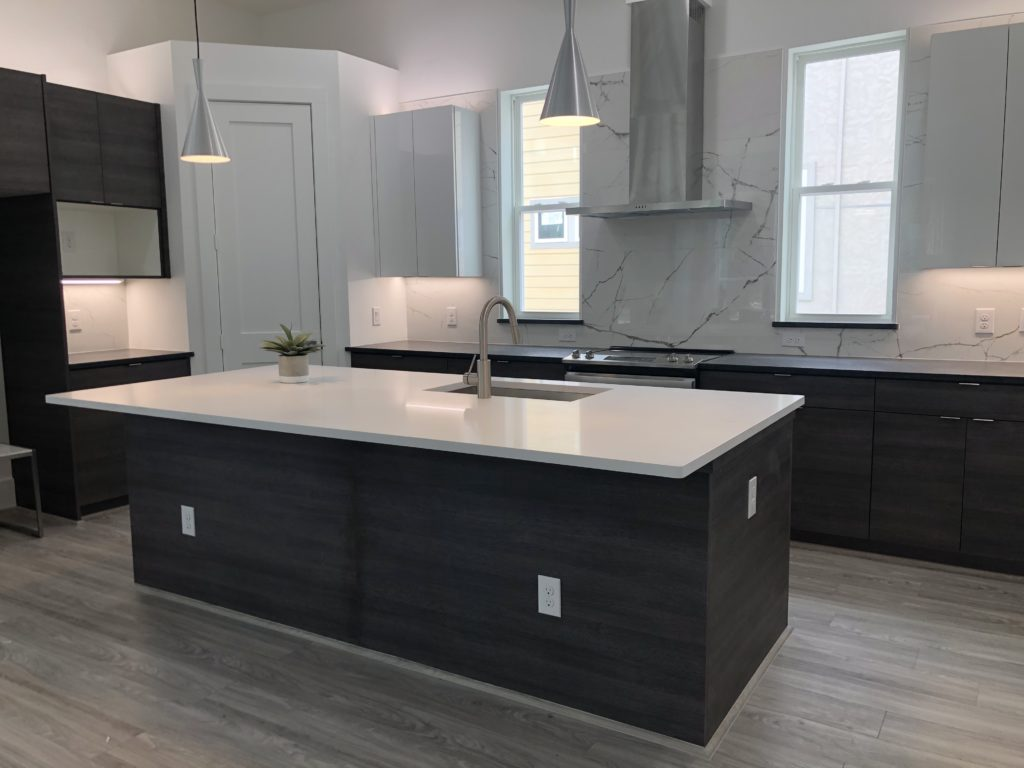 Cabinetry Gallery - Kitchen island