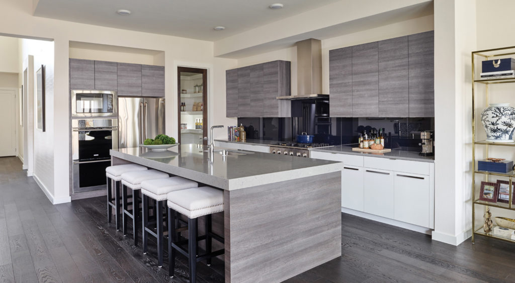 Cabinetry Gallery - customize gourmet kitchen island