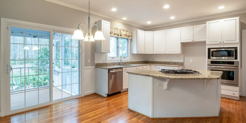 Cabinetry Gallery - kitchen island and cabinets